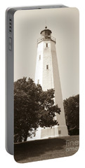 Historic Sandy Hook Lighthouse Portable Battery Charger