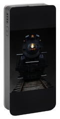 Historical 765 Steam Engine Portable Battery Charger by Rowana Ray