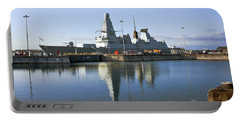 Hms Dauntless Portable Battery Charger