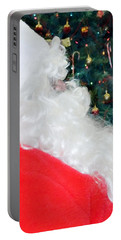 Portable Battery Charger featuring the photograph Santa Claus by Vizual Studio