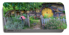Hobbit Hole 2 Portable Battery Charger