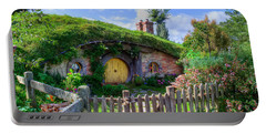 Hobbit Hole 7a Portable Battery Charger