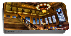 Hoboken Terminal Portable Battery Charger