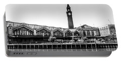 Hoboken Terminal Tower Portable Battery Charger