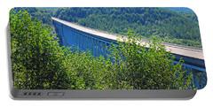 Hoffstadt Creek Bridge To Mount St. Helens Portable Battery Charger
