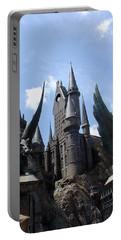 Hogwarts Castle Portable Battery Charger