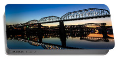 Holiday Lights Chattanooga Portable Battery Charger