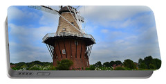 Holland Michigan Windmill Portable Battery Charger