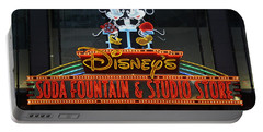 Hollywood Disney Portable Battery Charger