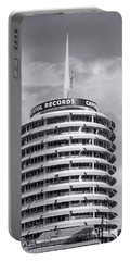Hollywood Landmarks - Capitol Records Portable Battery Charger