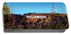 Hollywood Sign Portable Battery Charger