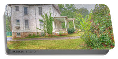 Portable Battery Charger featuring the photograph Home Is Where The Heart Is by Liane Wright
