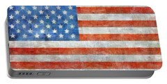 Homeland Portable Battery Charger by Michelle Calkins