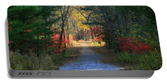 Portable Battery Charger featuring the photograph Homeward Bound by Neal Eslinger