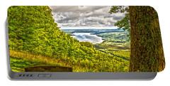Honeoye Lake Overlook Portable Battery Charger