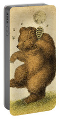 Honey Bear Portable Battery Charger