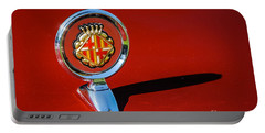 Hood Ornament On Matador Barcelona II Coupe Portable Battery Charger