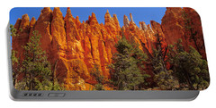 Hoodoos Along The Trail Portable Battery Charger