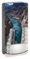 Hoover Dam Black Canyon Portable Battery Charger