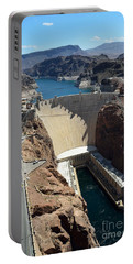 Hoover Dam Portable Battery Charger