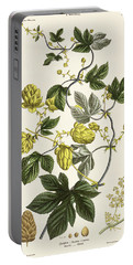 Hop Vine From The Young Landsman Portable Battery Charger