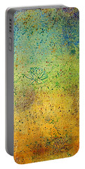 Portable Battery Charger featuring the painting Hope by D Renee Wilson