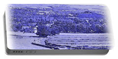Portable Battery Charger featuring the photograph Hope Valley by Jane McIlroy