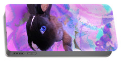 Hoppy Easter Portable Battery Charger