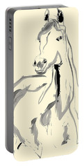 Horse - Arab Portable Battery Charger
