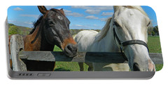 Horse Beauties Portable Battery Charger