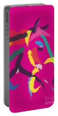 Horse - Colour Me Strong Portable Battery Charger
