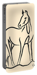Horse - Grace Portable Battery Charger