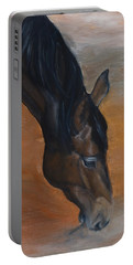 horse - Lily Portable Battery Charger by Go Van Kampen