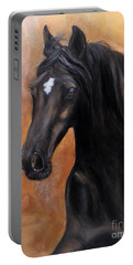Horse - Lucky Star Portable Battery Charger