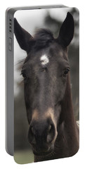 Horse With Gentle Eyes Portable Battery Charger