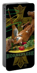 Horseflesh Portable Battery Charger