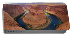 Horseshoe Bend View 1 Portable Battery Charger