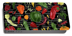 Hot For Chilis Portable Battery Charger
