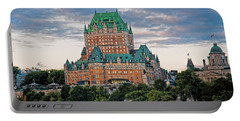 Fairmont Le Chateau Frontenac  Portable Battery Charger