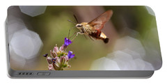 Hovering Pollination Portable Battery Charger