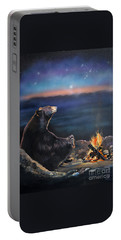 How Grandfather Bear Created The Stars Portable Battery Charger