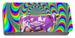 How Now Dow Cow? Portable Battery Charger