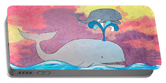 How Whales Have Fun Portable Battery Charger