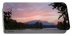 Hudson Bay Mountain British Columbia Portable Battery Charger