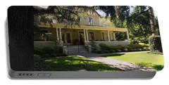 Hudson House At Beringer Winery St Helena Napa California Dsc1715 Portable Battery Charger
