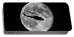 Huey Moon Portable Battery Charger