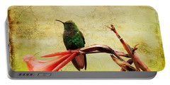 Hummingbird 1 Portable Battery Charger