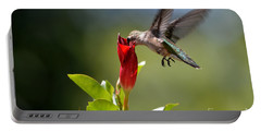 Hummingbird Dipping Portable Battery Charger