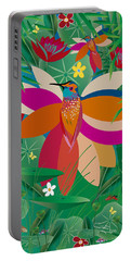 Hummingbird - Limited Edition  Of 10 Portable Battery Charger