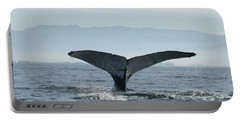 Humpback Whale Tail 3 Portable Battery Charger